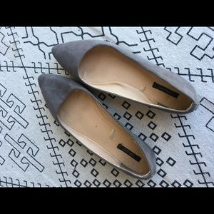 Shoes - Forever21 pointed toe flats